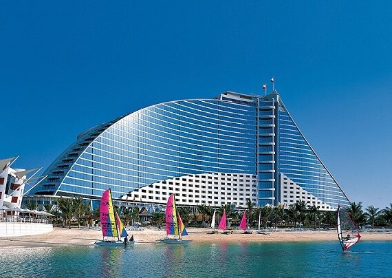 Jumeirah Beach Hotel New Years Eve 2020: Most Beautiful Hotel in Dubai for NYE Celebrations