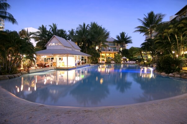 Novotel Cairns Oasis Resort, Lake Street