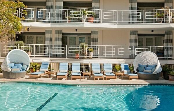 Oceana Beach Club Hotel, Santa Monica
