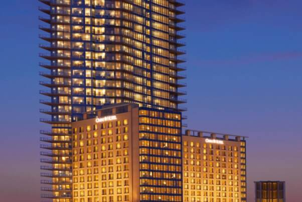 Omni Fort Worth Hotel, Houston Street