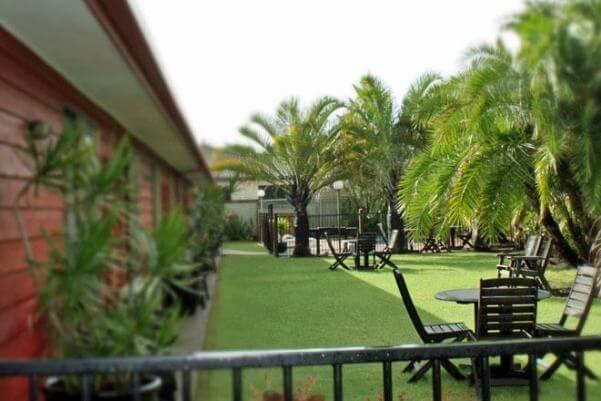 Pacific Palms Motor Inn, Marcoola