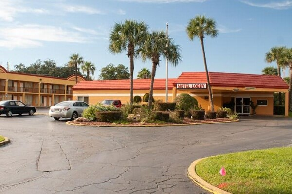 Scottish Inn Downtown Jacksonville, Phillips Highway