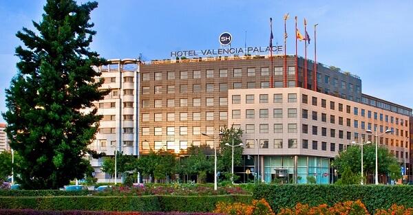SH Valencia Palace, Valencia