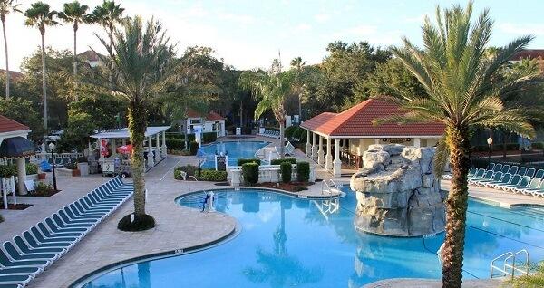 Star Island Resort and Club, Avenue of the Stars