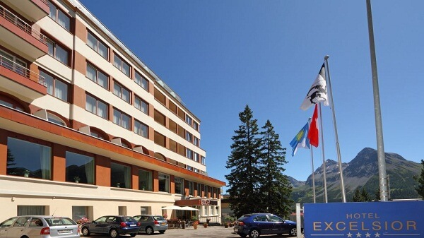 The Excelsior, Arosa