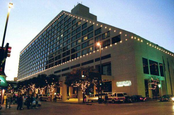 The Worthington Renaissance Fort Worth Hotel, Downtown Ft. Worth