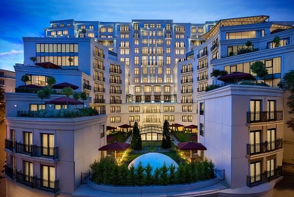 CVK Park Bosphorus Hotel Istanbul, Beyoglu