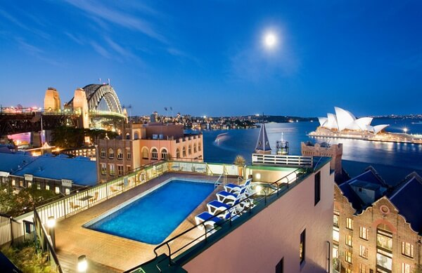 Holiday Inn Old Sydney, Sydney CBD
