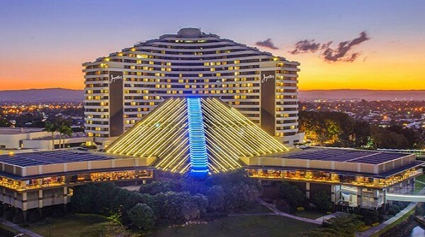 Jupiters Hotel & Casino, Broadbeach