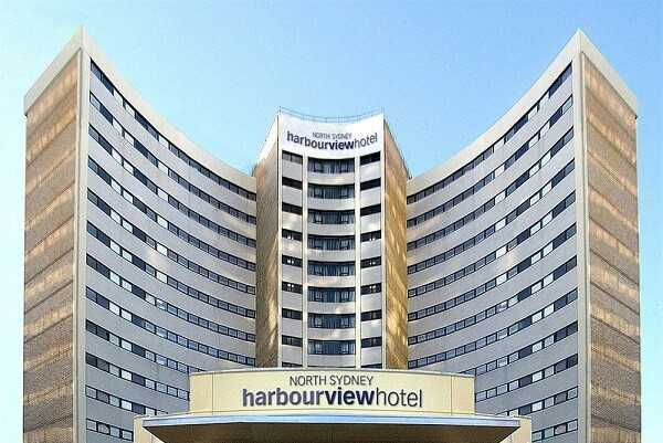 North Sydney Harbourview Hotel, North Sydney