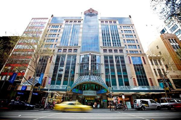 Novotel Melbourne On Collins, Melbourne Central Business District