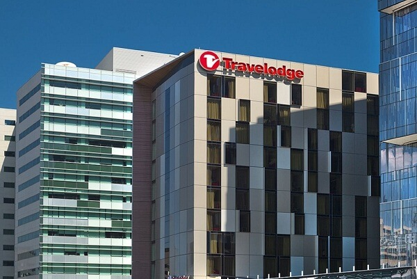 Travelodge Docklands, Docklands
