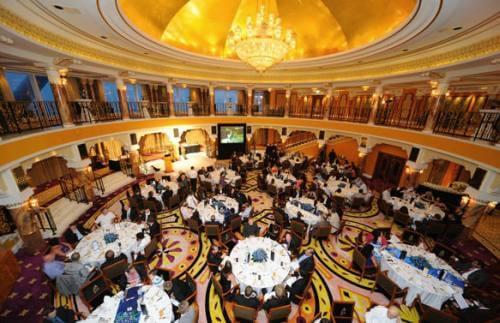 Ball Room Burj Al Arab Hotel, Dubai