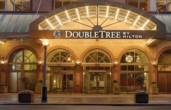 DoubleTree by Hilton Toronto Downtown, Chestnut Street