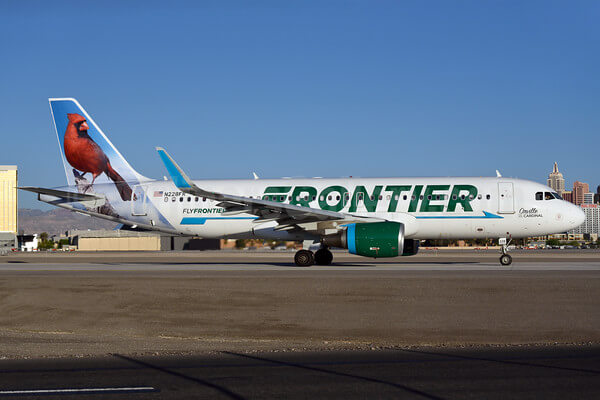 Frontier Airlines, United States