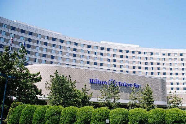 Hilton Tokyo Bay, Tokyo Prefecture