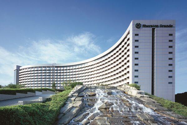 Sheraton Grande Tokyo Bay Hotel, Tokyo Prefecture