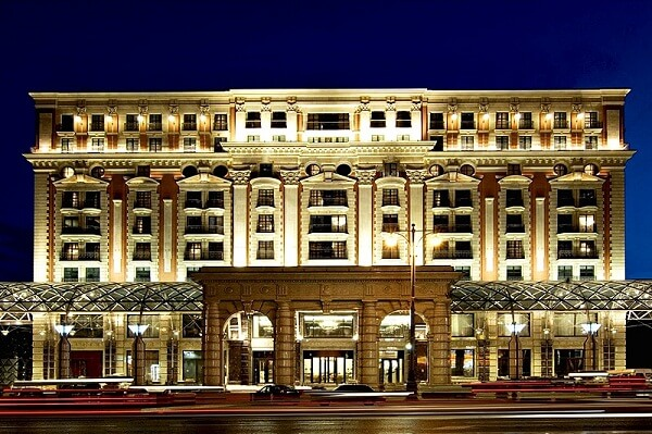 The Ritz-Carlton, Moscow, Ulitsa Tverskaya 3