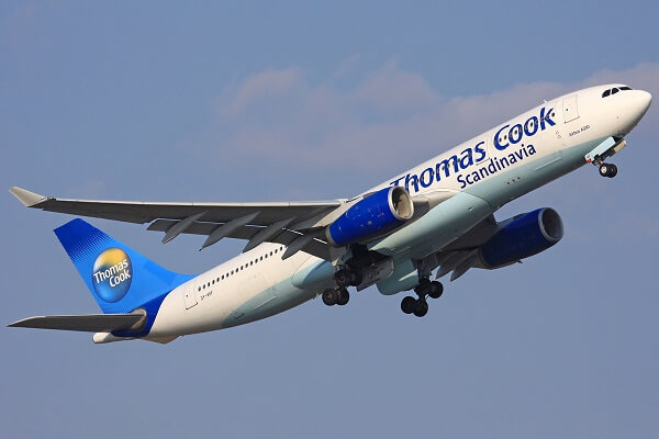 Thomas Cook Airlines, United Kingdom