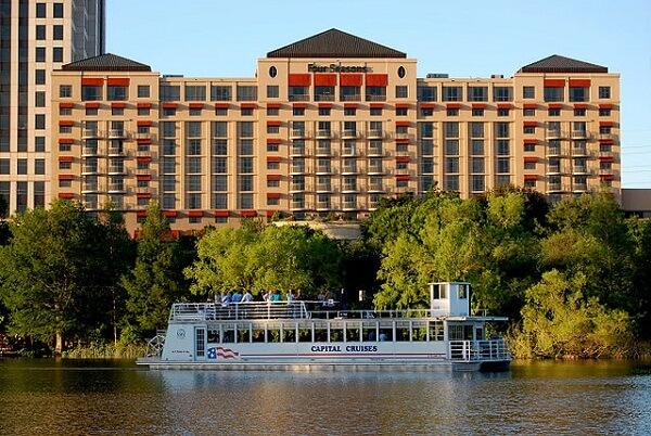 Four Seasons Hotel Austin, San Jacinto Boulevard