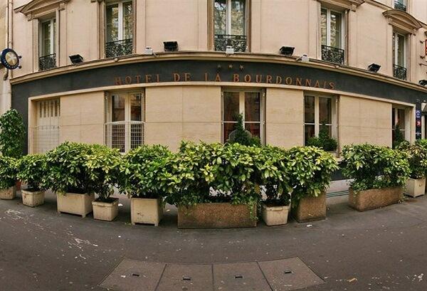 Hôtel de la Bourdonnais, Paris