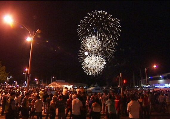 Hobart New Years Eve Fireworks 2020: Live Streaming Tips and Celebration Information