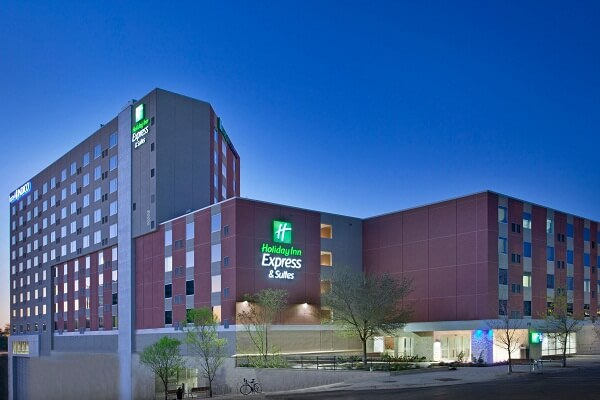 Holiday Inn Express Hotel & Suites Austin Downtown, Neches Street