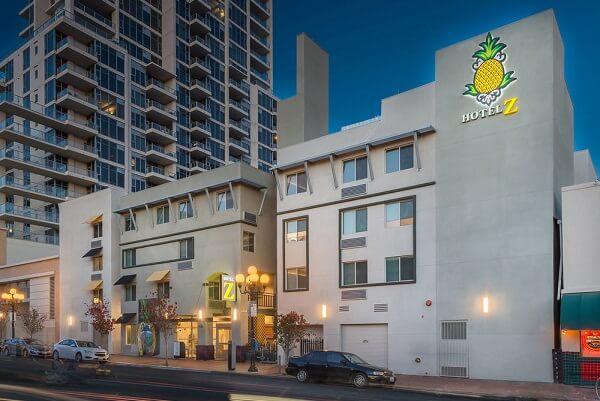 Hotel Z - Pineapple Hospitality