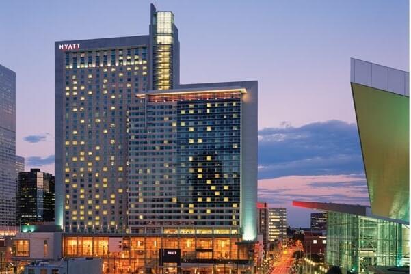 Hyatt Regency Denver at Colorado Convention Centre