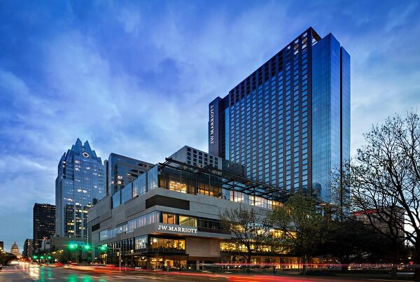 JW Marriott Austin, Austin Downtown