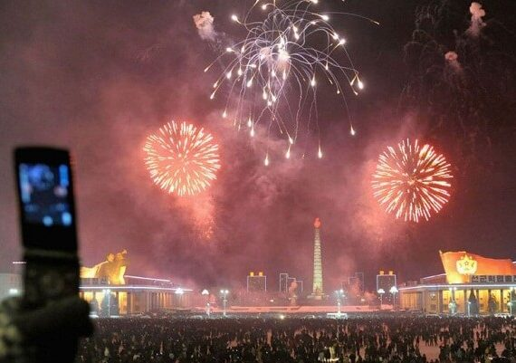 Pyongyang New Years Eve Fireworks 2020: Live Streaming Tips and Celebration Information