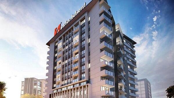 Swiss-Belhotel Brisbane, Vulture Street, South Brisbane