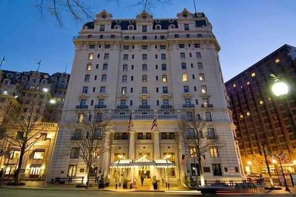 Willard InterContinental, Washington