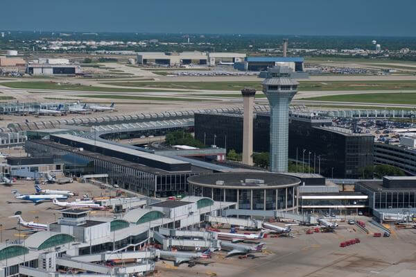 Chicago-O'Hare International Airport