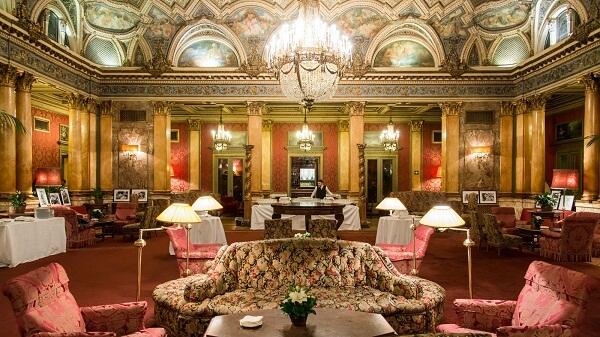 Grand Hotel Plaza, Rome