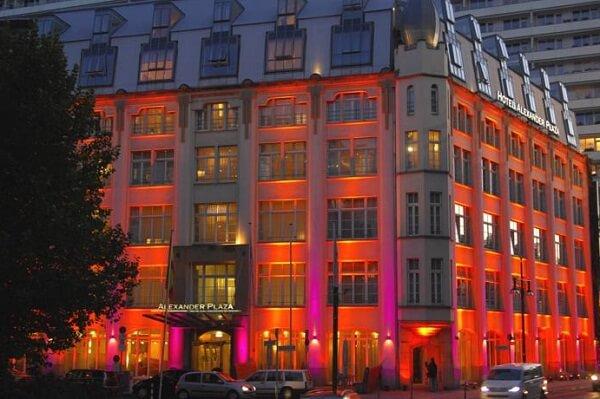 Hotel Alexander Plaza, Berlin