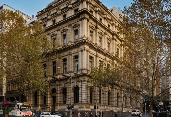 Treasury on Collins, Melbourne