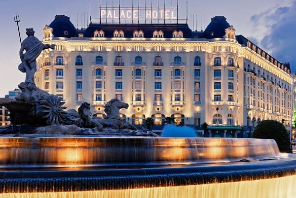 Westin Palace Hotel, Madrid