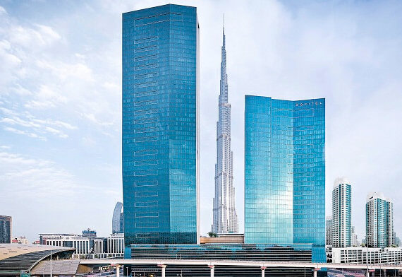 Hotel Sofitel Dubai Downtown New Years Eve 2019: Amazing Hotel to Celebrate New Year