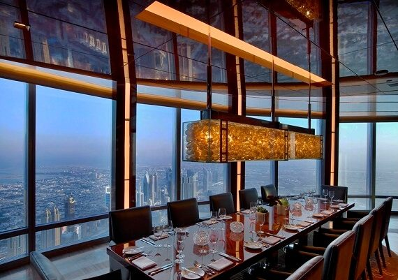 Atmosphere Dubai New Years Eve 2019 Party, NYE Dinner, Event, and Special Celebrations