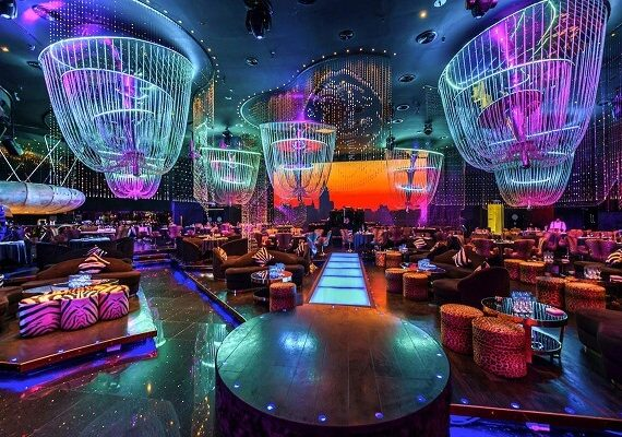 Cavalli Club Dubai New Years Eve 2019 Event, Party, Celebrations and NYE Dinner