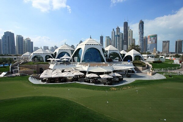 Emirates Golf Club, Dubai
