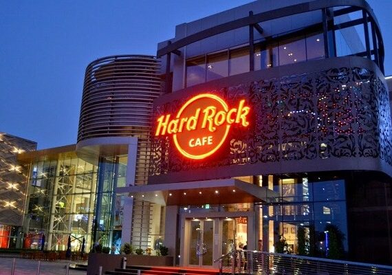 Hard Rock Cafe Dubai New Years Eve 2019 Event, Party, Celebrations, and NYE Dinner