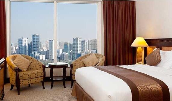 Hilton Sharjah, Corniche Road