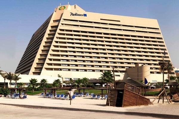 Radisson Blu Resort, Sharjah, Corniche Street