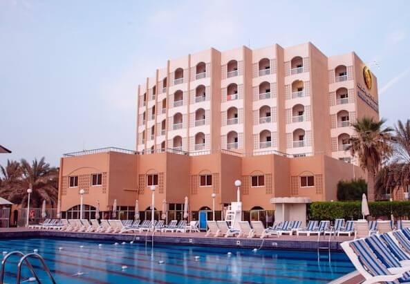 Sharjah Carlton Hotel, Al Khan