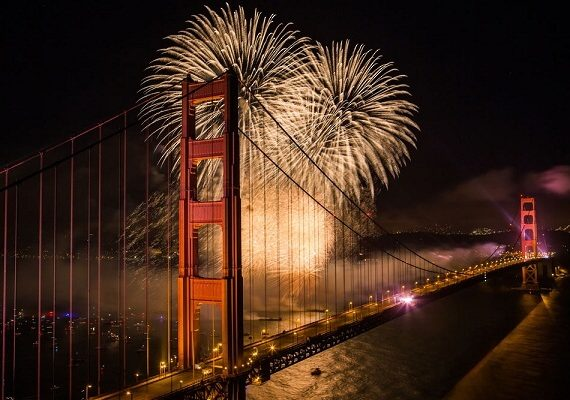 4th of July Bay Area: Fireworks Live Streaming Tips, Things to Do, and Attractions
