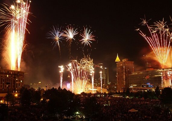 4th of July Atlanta: Fireworks Live Streaming Tips, Events, Things to Do, and Attractions