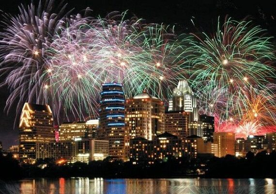 4th of July Austin: Fireworks Live Streaming Tips, Events, Things to Do, and Attractions