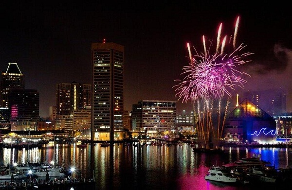 4th of July Baltimore